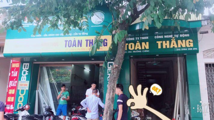 Bán cửa cuốn tại Nam Định-Cửa cuốn Toàn Thắng