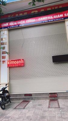 Lắp đặt cửa cuốn chính hãng tại Nam Định-cửa cuốn Austdoor