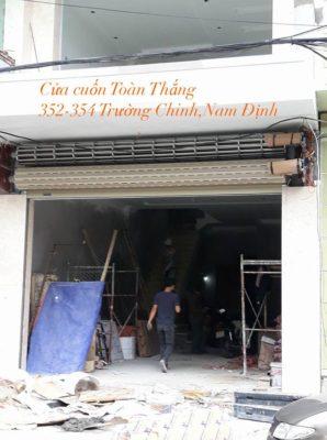 cửa cuốn tại thành phố Nam Định