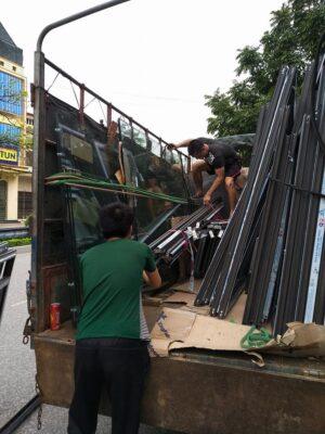 cửa cuốn chính hãng tại Nam Định giá cả cạnh tranh, uy tín chất lượng hàng đầu