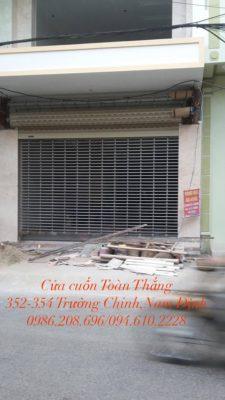 Cửa cuốn Toàn Thắng uy tín số 1 tại Nam Định