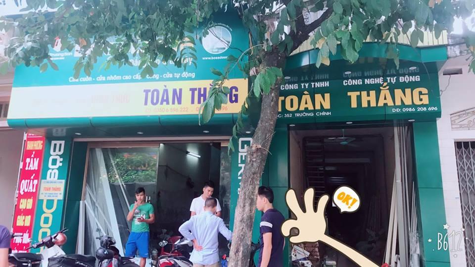 Sửa chữa cửa cuốn tại Nam Định - Địa chỉ liên hệ