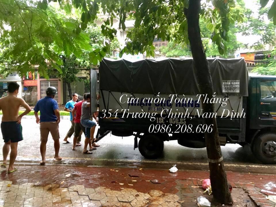 Cửa cuốn tại Giao Thủy Nam Định - Sản phẩm của mọi nhà
