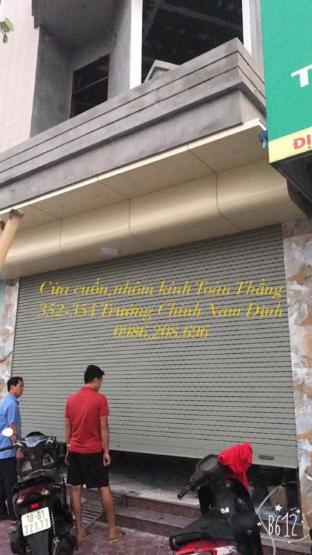 Cửa cuốn tại Xuân Trường Nam Định - Sẩn phẩm giá rẻ uy tín