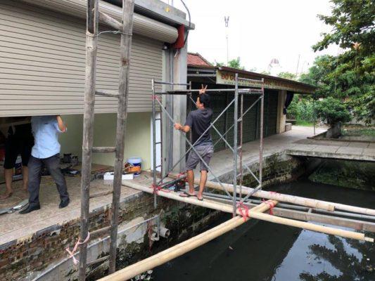 Sửa chữa cửa cuốn tại Hải Hậu-Nam Định giá tốt