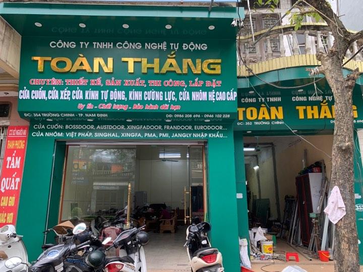 Cửa cuốn Nam Định